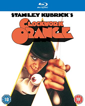 A Clockwork Orange - Otomatik Portakal (Bluray)