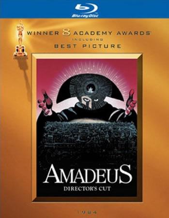 Amadeus (Bluray)