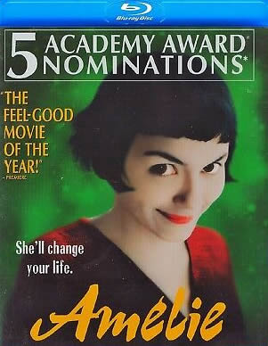 Amelie (Bluray)