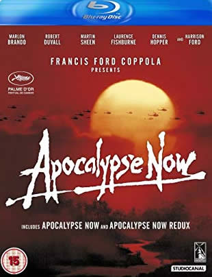 Apocalypse Now - Kıyamet (Bluray)