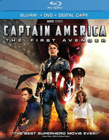 Captain America Serisi (Bluray)