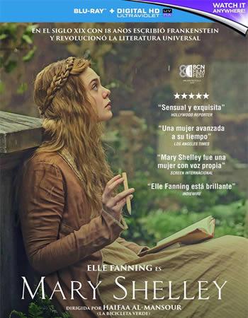 Mary Shelley (Bluray)