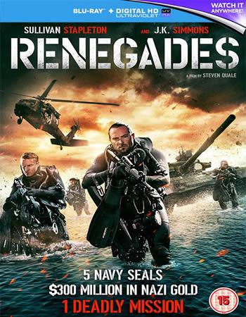Renegades (Bluray)