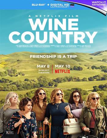 Wine Country - Tatsız Tatil (Bluray)