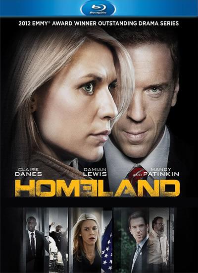 Homeland (Bluray)