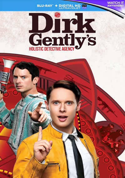 Dirk Gently's Holistic Detective Agency (Bluray - Dual)