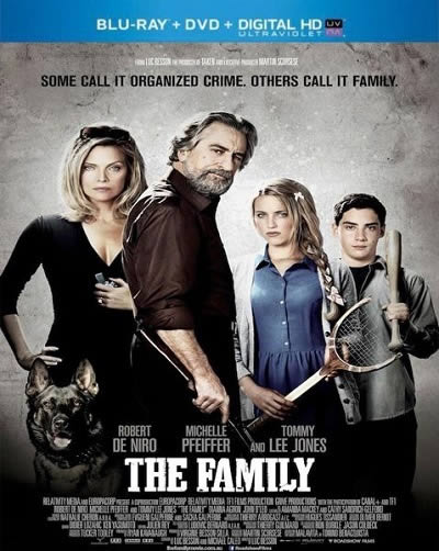 The Family - Belalı Tanık (Bluray)