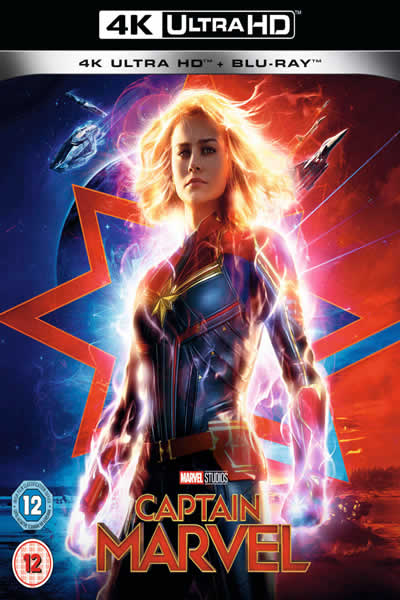 Captain Marvel (4K)