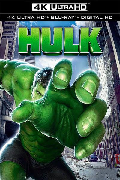 Hulk - Yeşil Dev (4K)