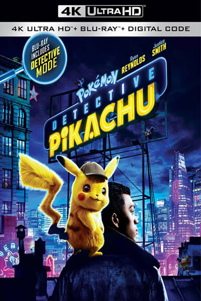 Pokemon Detective Pikachu (4K)