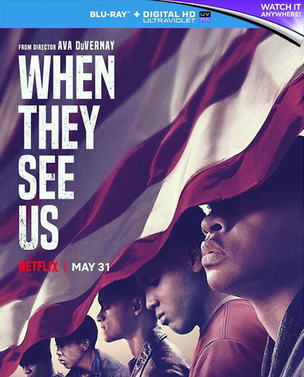 When They See Us (Bluray)