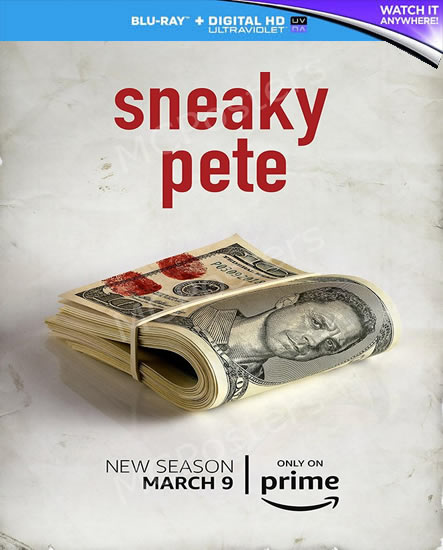Sneaky Pete (Bluray)