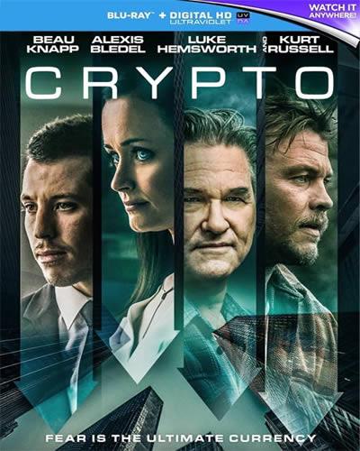 Crypto - Kripto Vurgun (Bluray)