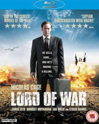 Lord of War - Savaş Tanrısı (Bluray)