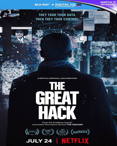The Great Hack (Bluray)