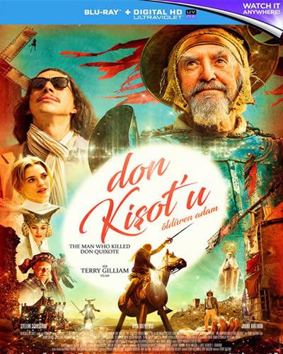The Man Who Killed Don Quixote - Don Kişot'u Öldüren Adam (Bluray)
