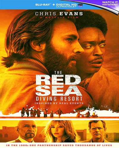 Operation Brothers - The Red Sea Diving Resort (Bluray)