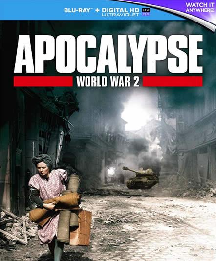 Apocalypse The Second World War (Bluray)