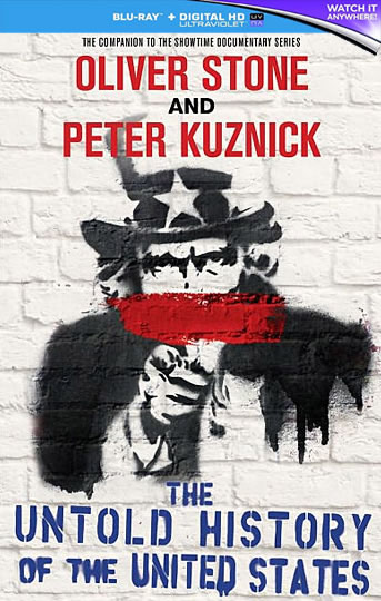 The Untold History of the United States (Bluray - Dual)