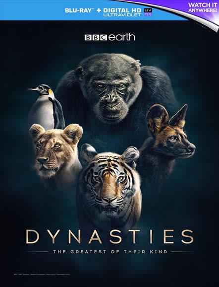 Dynasties (Bluray)