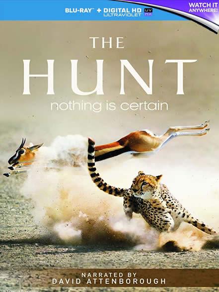 BBC The Hunt (Bluray - Dual)