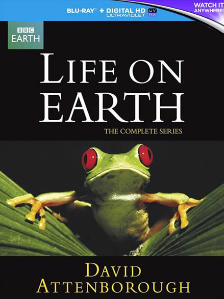 BBC Life On Earth (Bluray)