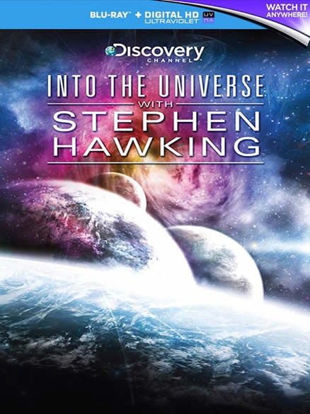 Into The Universe With Stephen Hawking (Bluray - Dual)