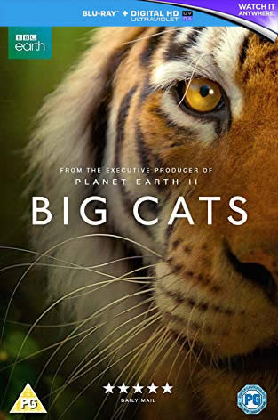 BBC Big Cats (Bluray)