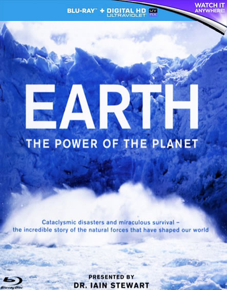 BBC Earth The Power of The Planet (Bluray)