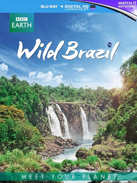 BBC Wild Brazil (Bluray)