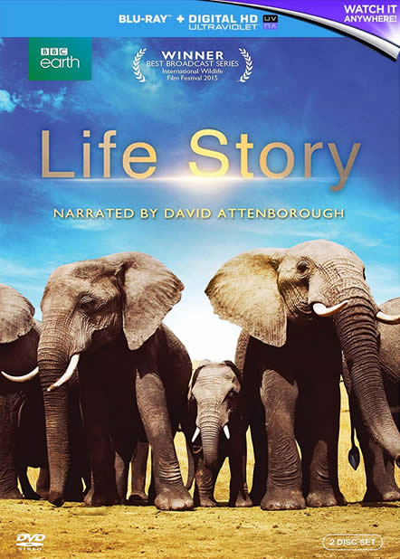 BBC Life Story (Bluray)