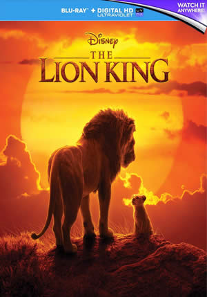 The Lion King - Aslan Kral (Bluray)