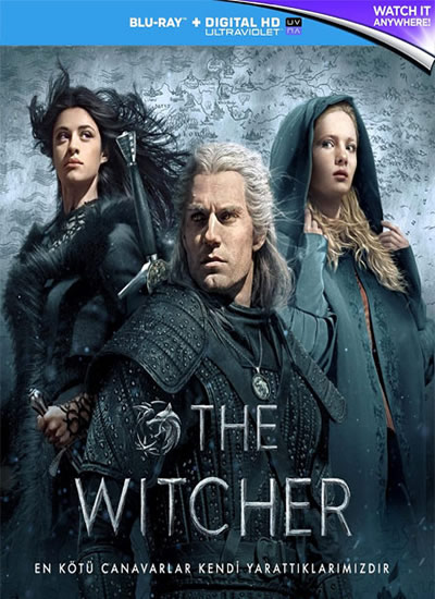 The Witcher (Bluray - Dual)
