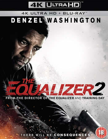 the equalizer 2 adalet 2 4k dvd seti