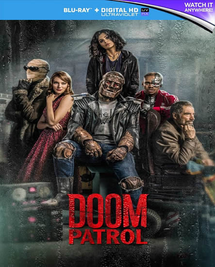 Doom Patrol (Bluray - Dual)