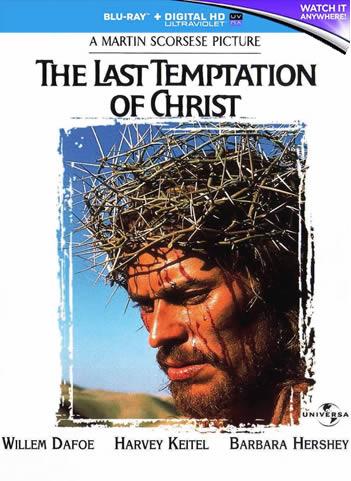 The Last Temptation of Christ - Günaha Son Çağrı (Bluray)
