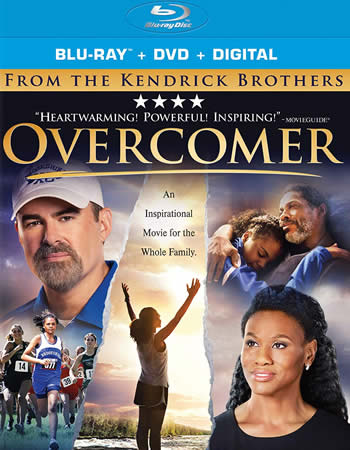 Overcomer (Bluray)