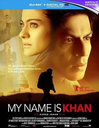 My Name Is Khan - Benim Adım Khan (Bluray)