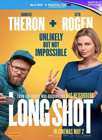 Long Shot - Denemeye Değer (Bluray)
