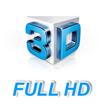 3D FULL HD (1080P) DUAL Film Paketi - 7 (2018 - 2019)