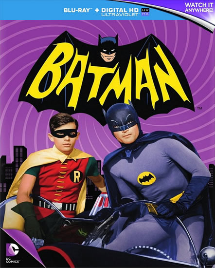 Batman - 1966 (Bluray)