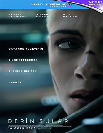 Underwater - Derin Sular (Bluray)