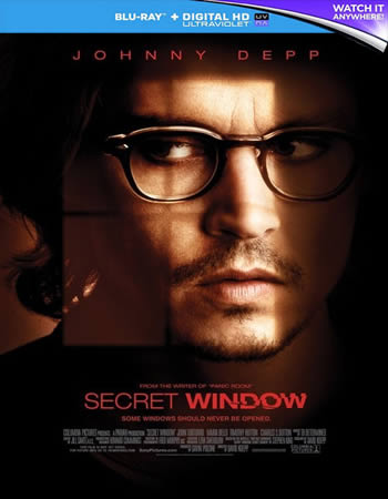 Secret Window - Gizli Pencere (Bluray)