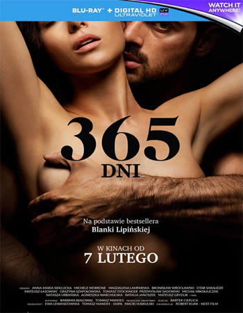 365 Days - 365 Gün (Bluray)