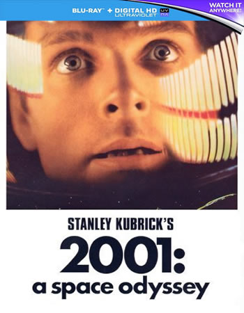 2001 A Space Odyssey - 2001 Uzay Yolu Macerası (Bluray)