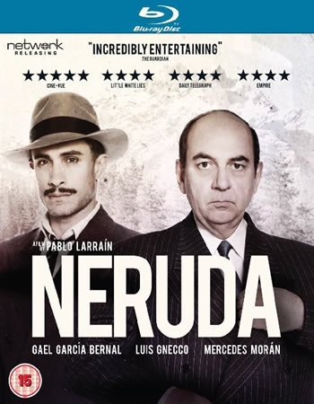 Neruda (Bluray)