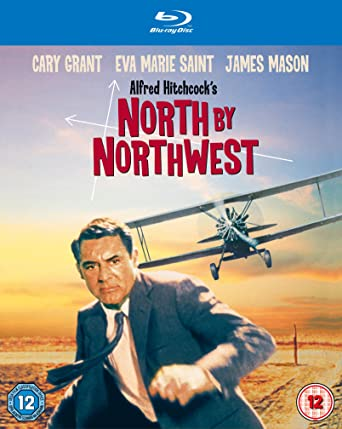 North by Northwest - Gizli Teşkilat (Bluray)