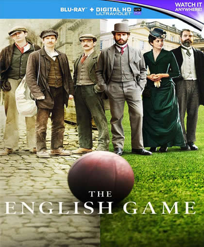 The English Game (Bluray - Dual)