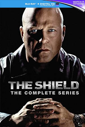 The Shield (Bluray)