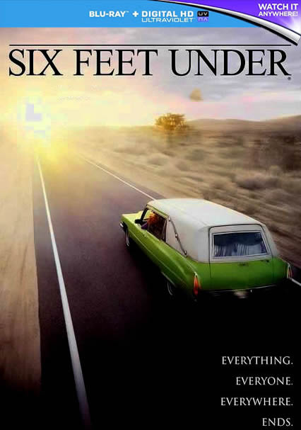 Six Feet Under (Bluray)